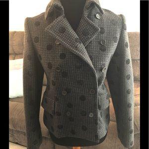 MIU MIU Prada Double Breasted Women's Jacket